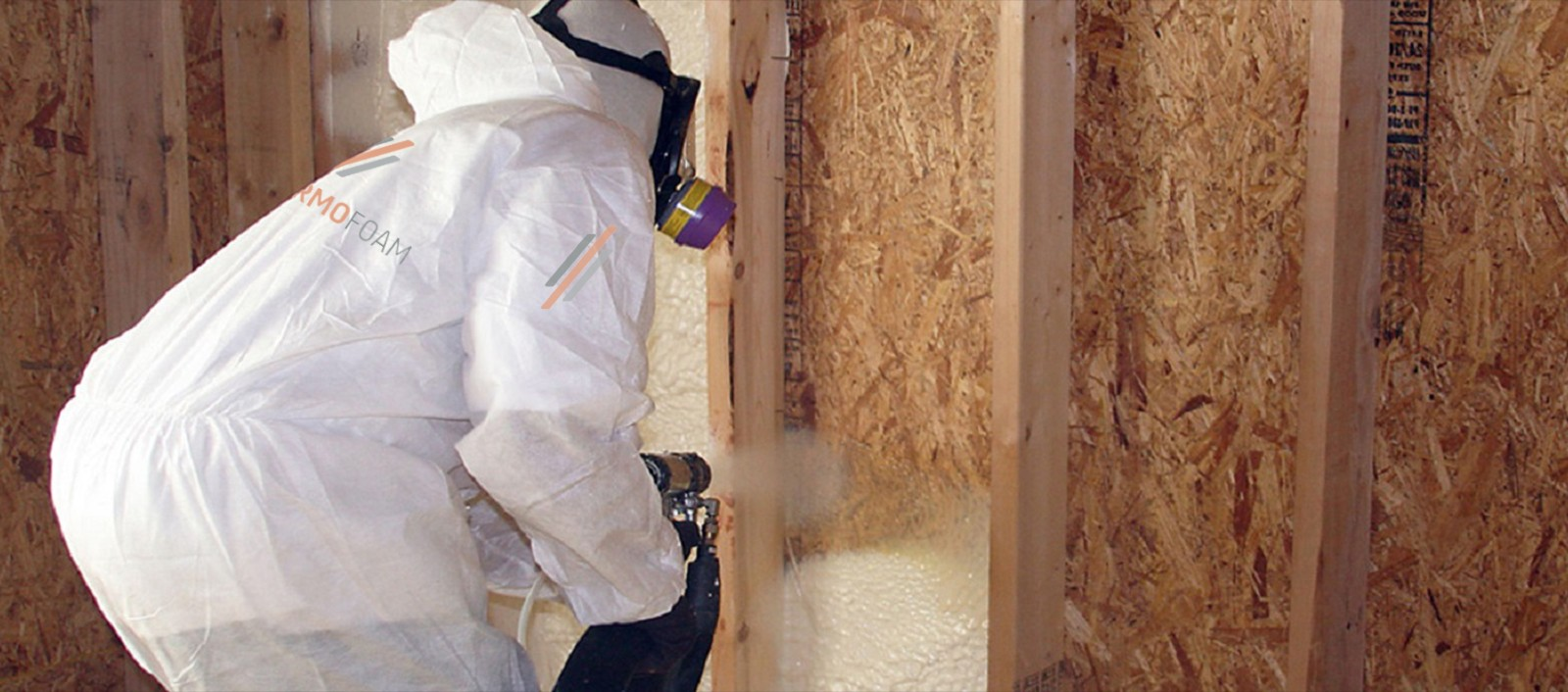spray foam insulation machine