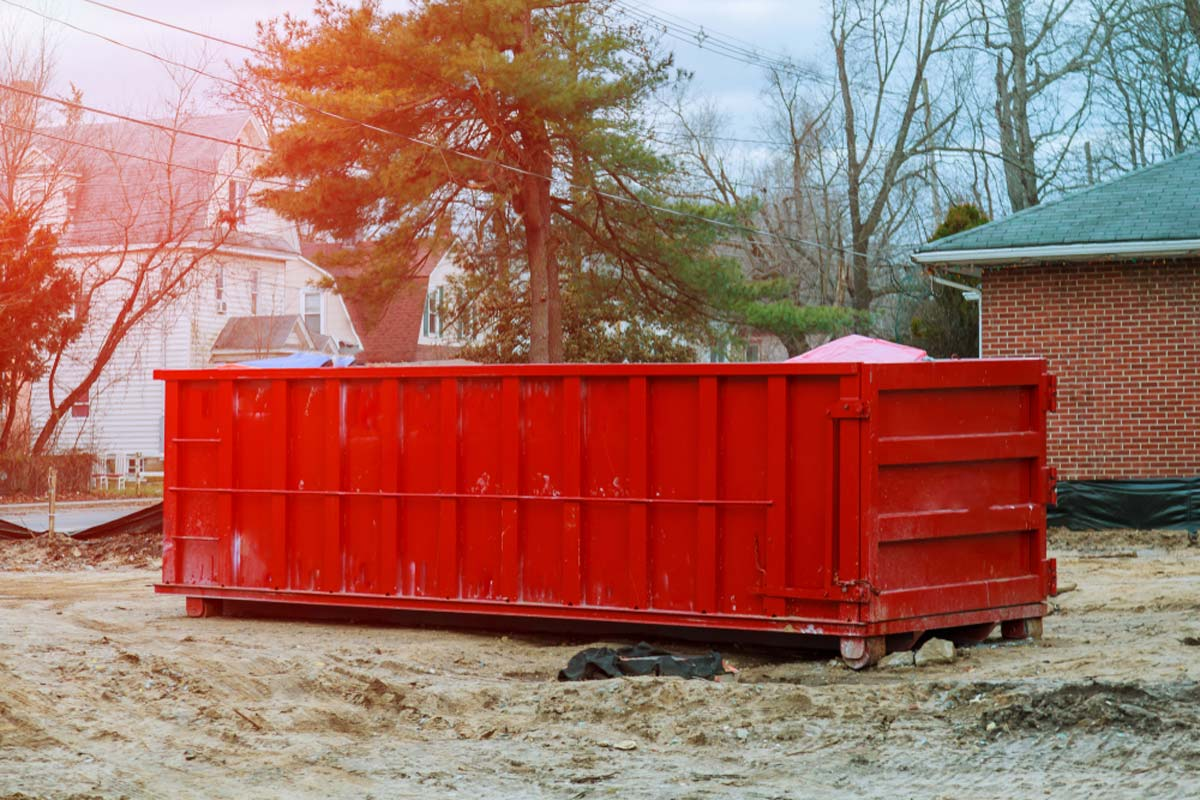 local dumpster rental near me