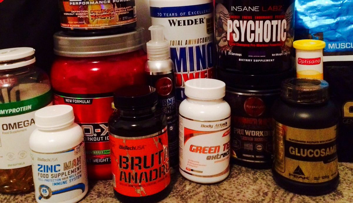 best pre workout supplements