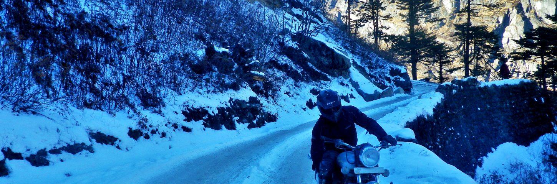 arunachal pradesh road